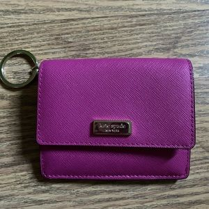 Kate Spade Key Chain ID Wallet